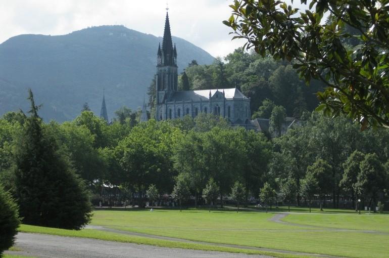 Lourdes Basilica